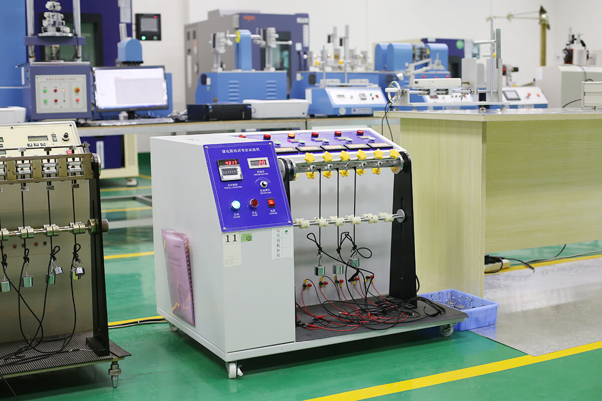 Micro-resistance Cable Bending Test Machine