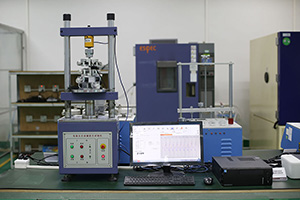 Computer automatic plug force testing machine