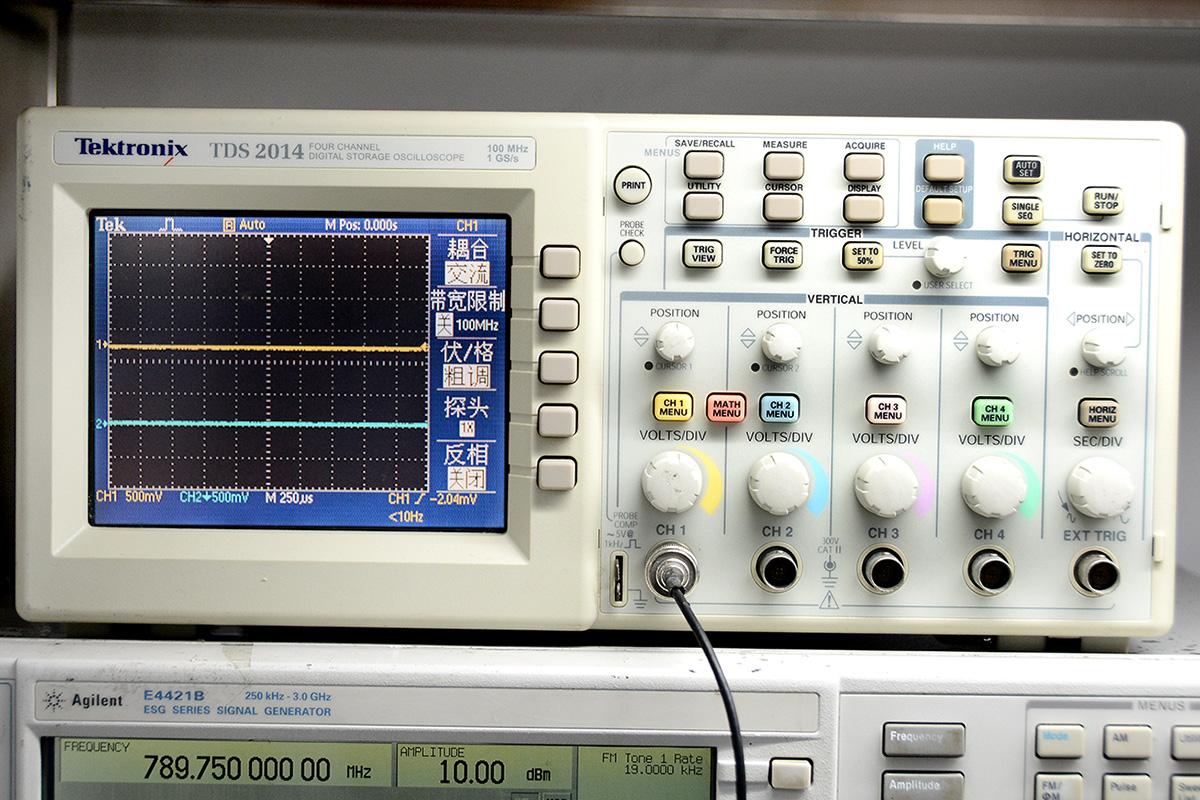 Digital-Storage-Oscilloscope