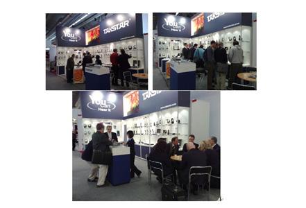 Exhibition Ends: ProLight + Sound, Frankfurt 2008