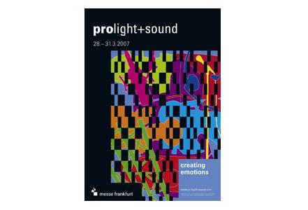 Takstar at ProLight + Sound, Frankfurt, 2007