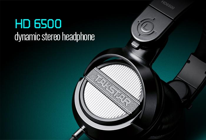 TAKSTAR HD 6500 Dynamic stereo headphone