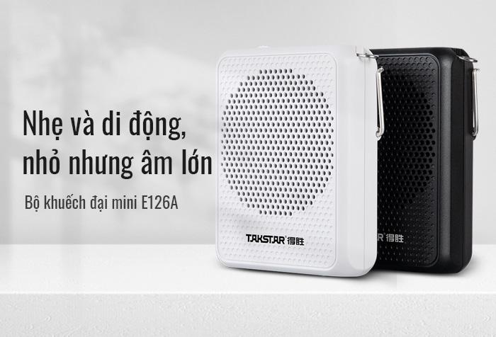 Phát hành sản phẩm mới mini E126A