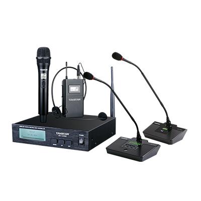 DG-C200 2.4G Digital Wireless Microphone