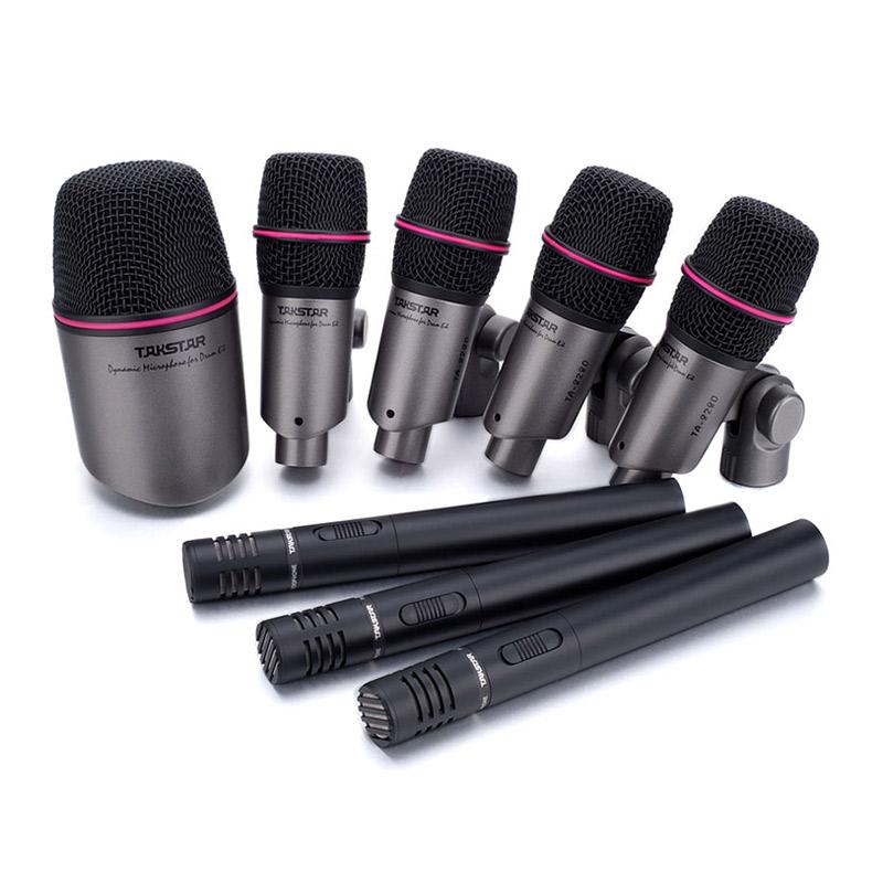 DMS-DH8P Drum Set Series Microphone