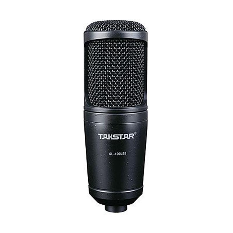 GL-100USB Side-address Microphone