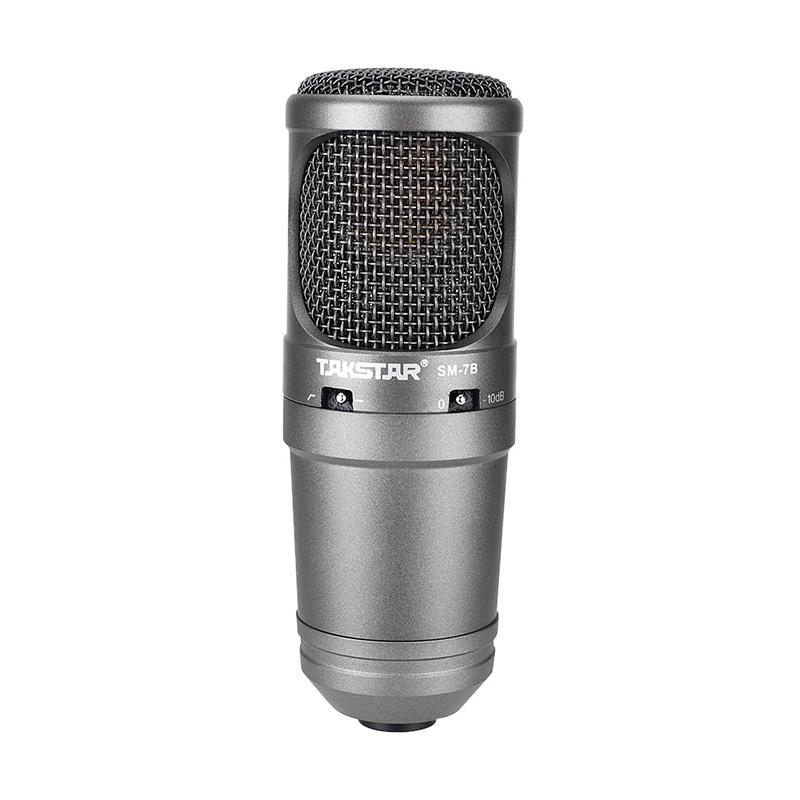 SM-7B Side-address Microphone