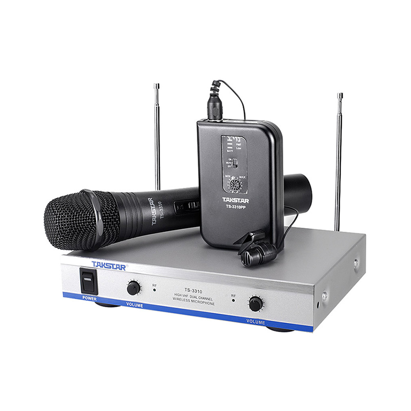 TS-3310HP VHF Wireless Microphone