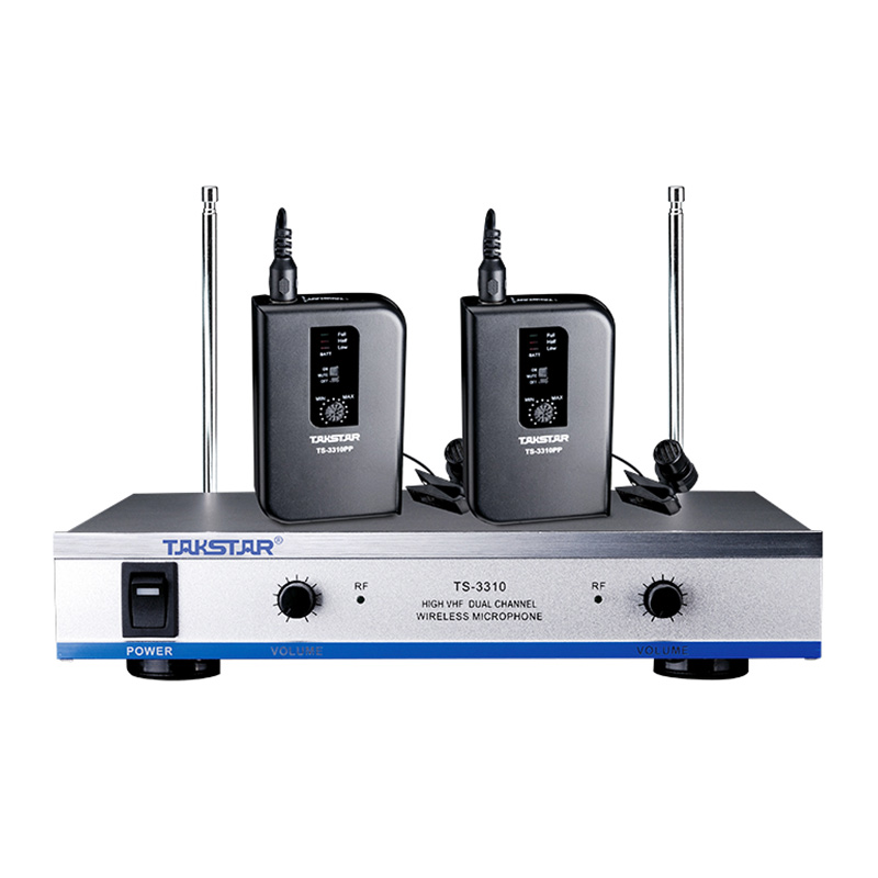 TS-3310PP VHF Wireless Microphone