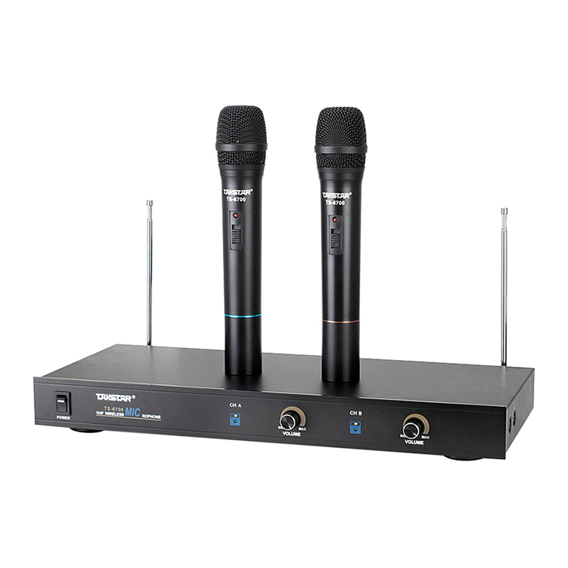 TS-6700HH VHF Wireless Microphone