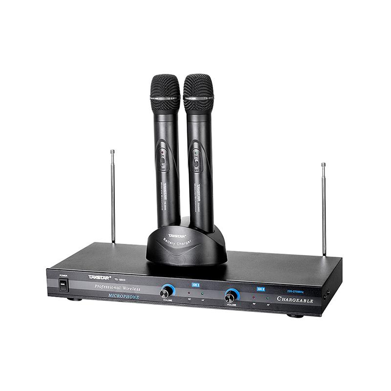 TS-6800 VHF Wireless Microphone