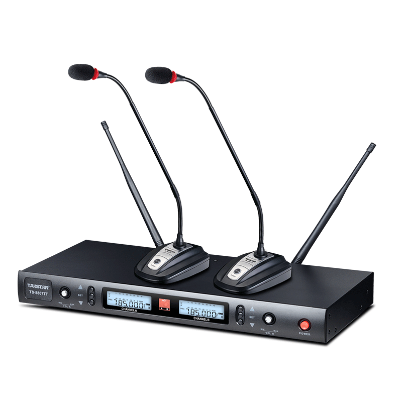 TS-8807TT UHF Wireless Microphone