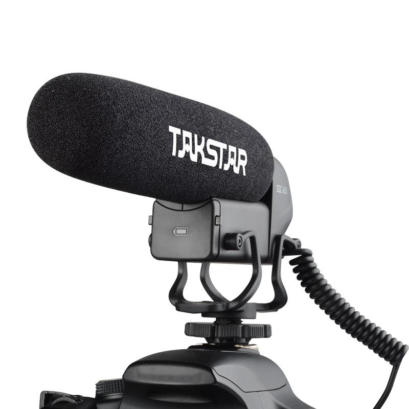 SGC-600 Mic quay phim phỏng vấn