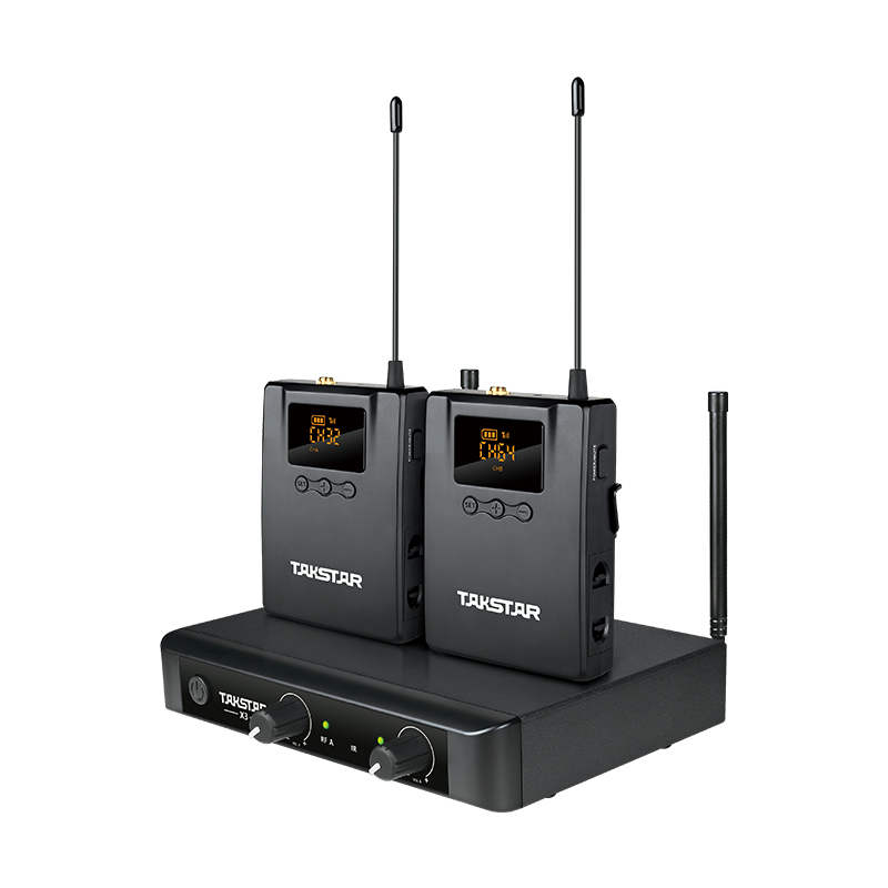 X3PP UHF Wireless Microphone