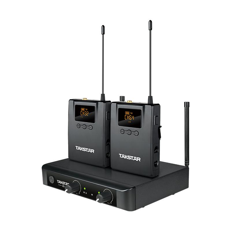 Micro không dây X3PP UHF