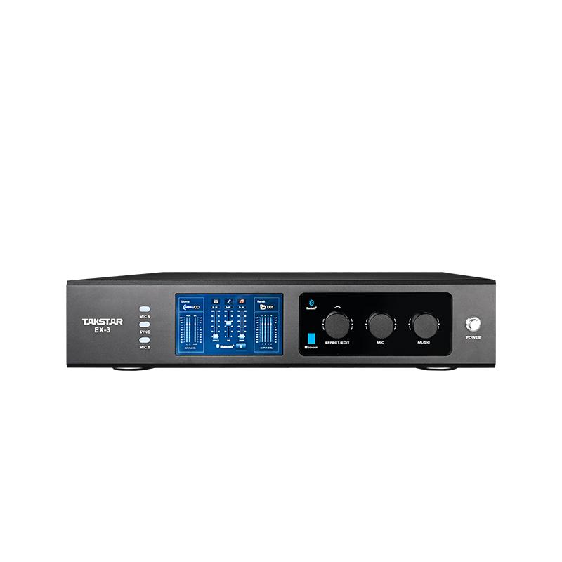 EX-3 Multifunctional Digital Power Amplifier